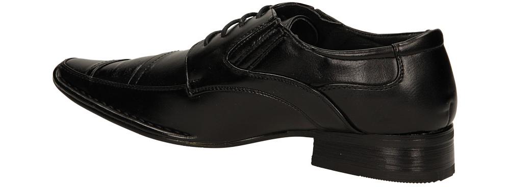 WIZYTOWE CASU MXC177 kolor czarny
