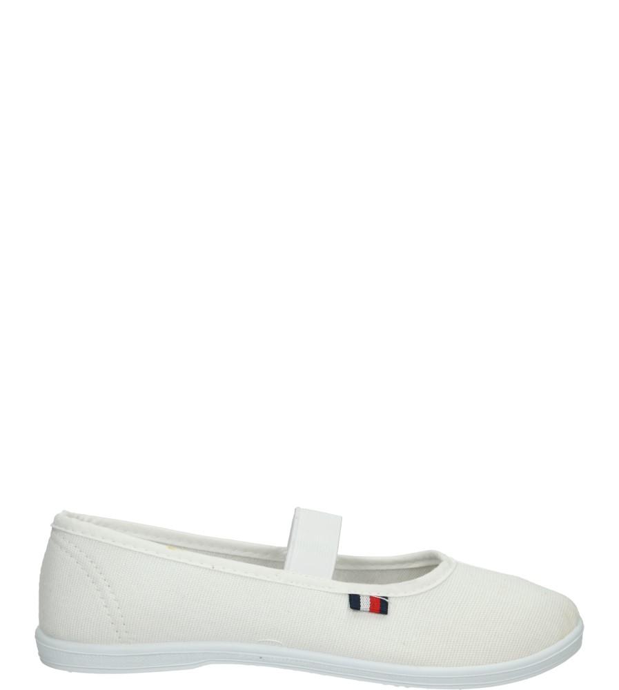 Dziecięce TRAMPKI 5SP-043-LS biały;;