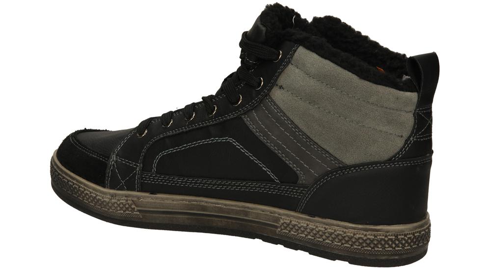 SPORTOWE KX10161 kolor czarny