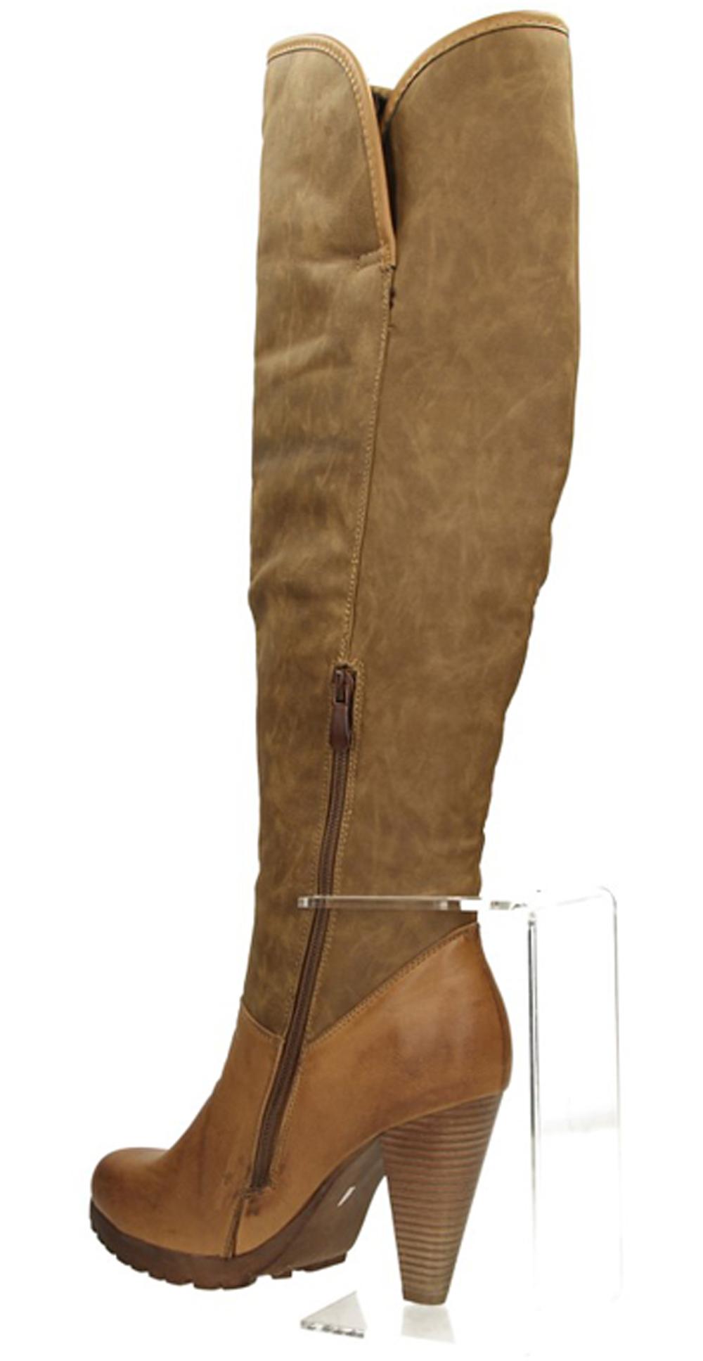 KOZAKI CASU 10A-3877 kolor jasny brązowy