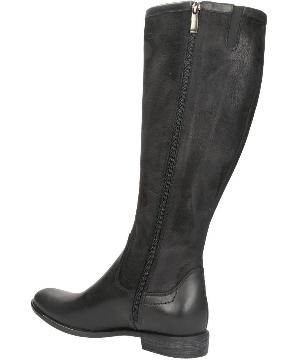 KOZAKI CARINII L_1740 kolor czarny