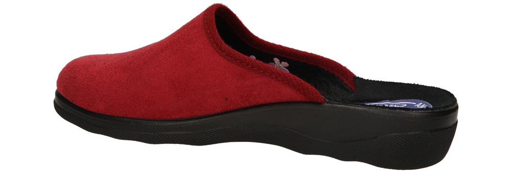 OBUWIE DOMOWE INBLU CA000043 kolor czerwony