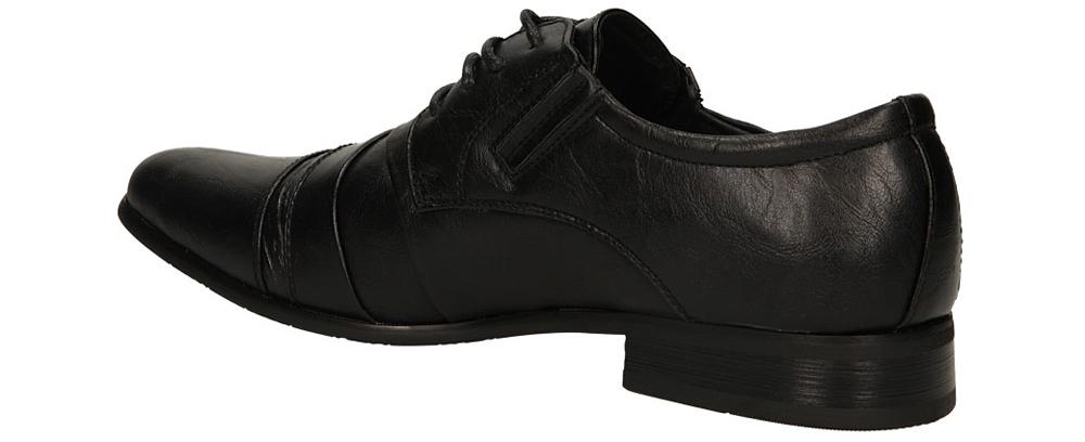 WIZYTOWE CASU 1112-3 kolor czarny