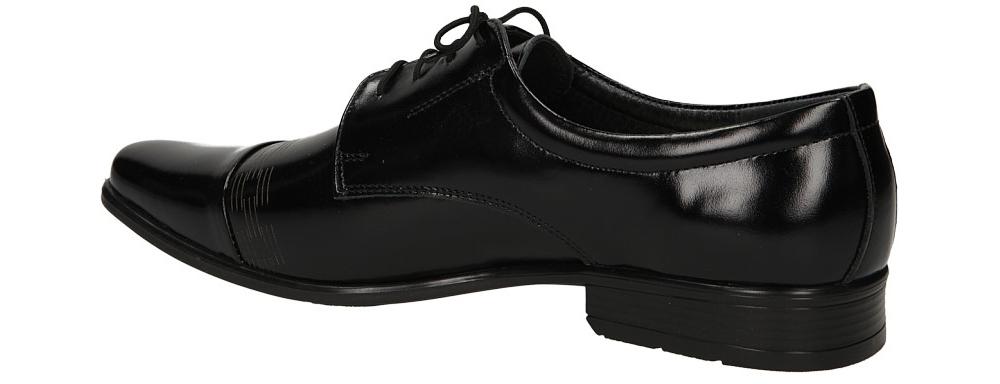 WIZYTOWE WINDSSOR 425 kolor czarny