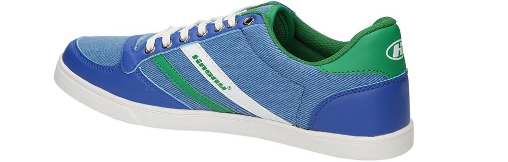 PÓŁBUTY 1353A kolor biały, niebieski, zielony