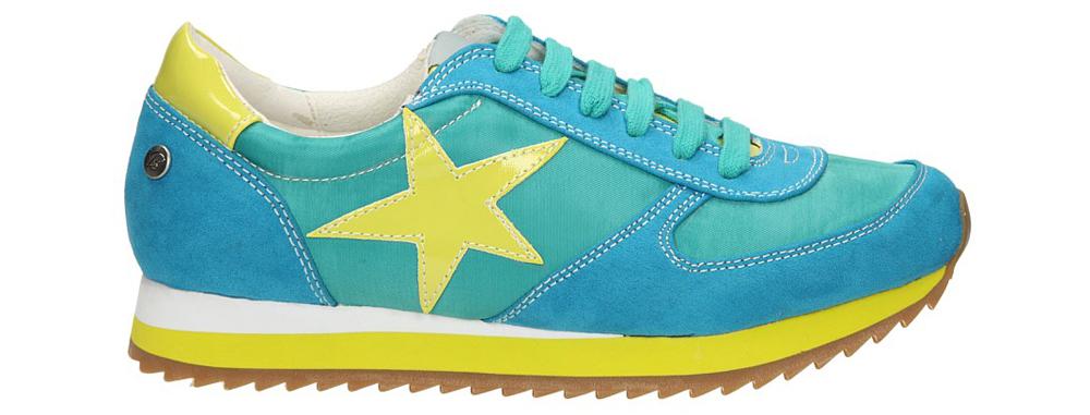 Damskie SPORTOWE BLINK 601190-E niebieski;niebieski;zielony