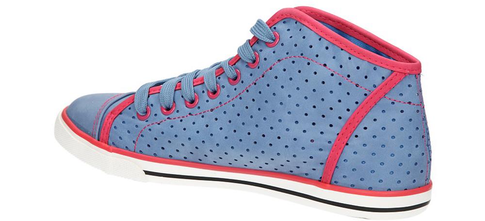 TRAMPKI CASU B8398 kolor niebieski, różowy