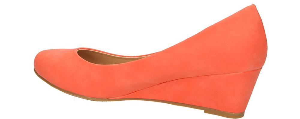 CZÓŁENKA CASU B295 kolor pomarańczowy