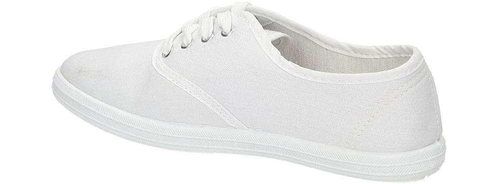 Damskie TRAMPKI AMERICAN CA283-05570 biały;;