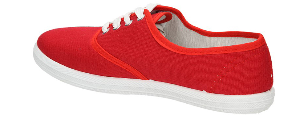 TRAMPKI AMERICAN CA283-05570-1 kolor czerwony