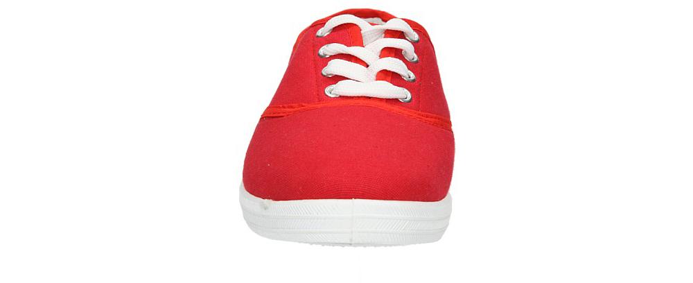 Damskie TRAMPKI AMERICAN CA283-05570-1 czerwony;;