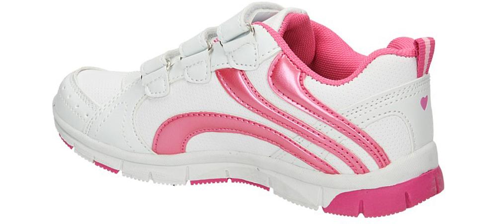 Dziecięce POŁBUTY AMERICAN CA51-03158 biały;różowy;