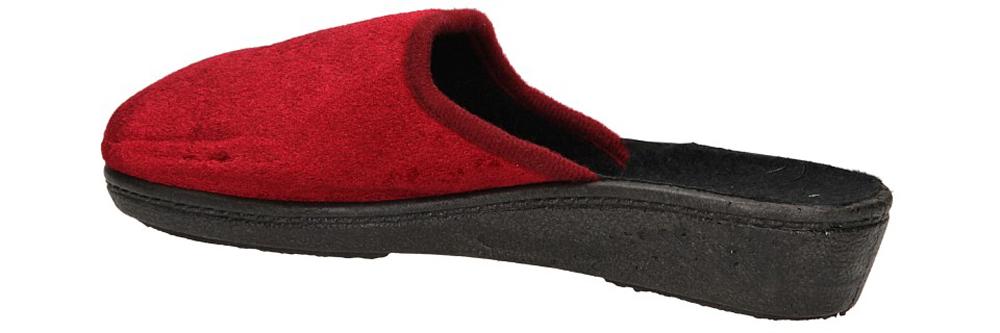 OBUWIE CASU DOMOWE SL-998 kolor czerwony