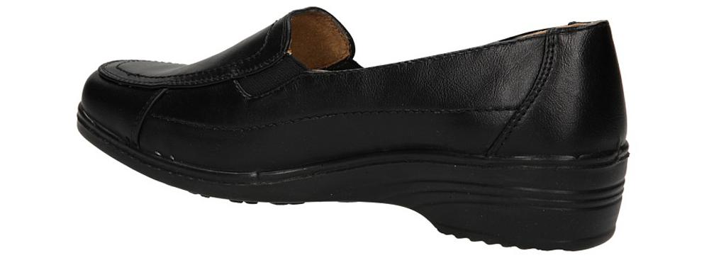 PÓŁBUTY CASU FY2125 kolor czarny
