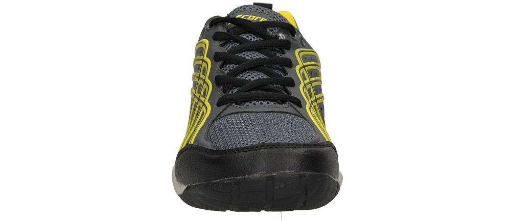 Męskie SPORTOWE CASU MXC6284 szary;żółty;