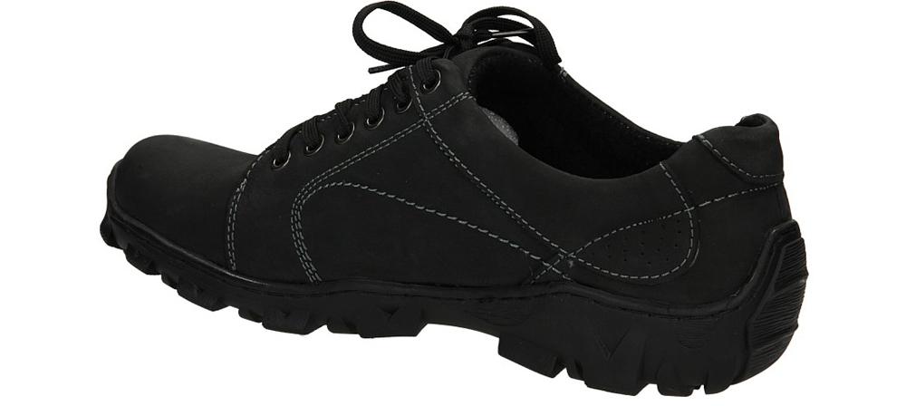 PÓŁBUTY CASU MXC6349-L kolor czarny