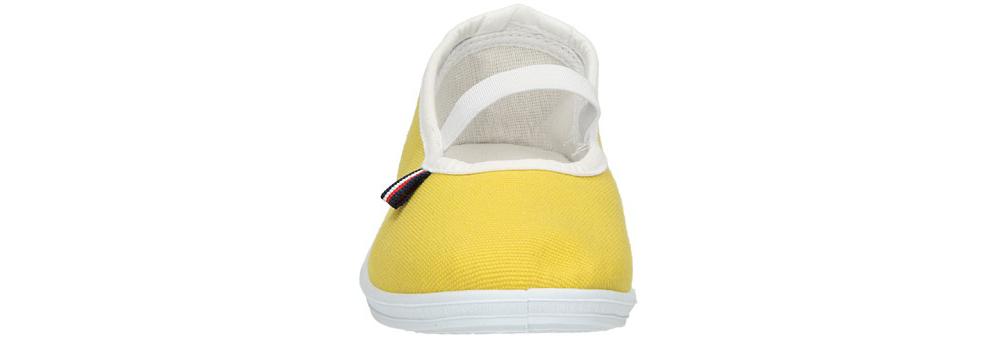 Dziecięce TRAMPKI 5SP093-LS żółty;;