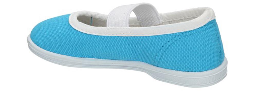 TRAMPKI 5SP-093-LS kolor niebieski