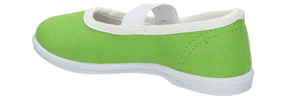 TRAMPKI 3SP-093-LS kolor zielony