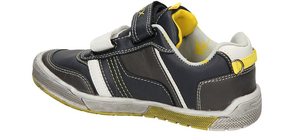 PÓŁBUT Y5XC6287 kolor granatowy, żółty