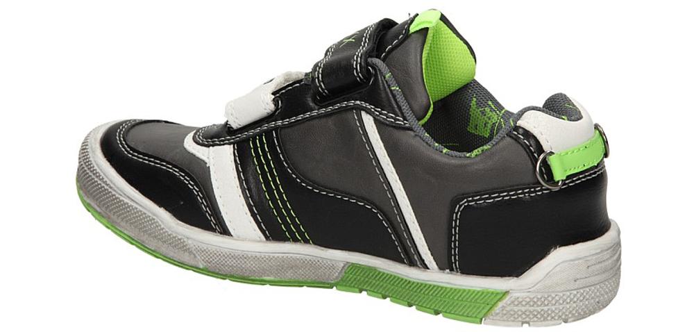PÓŁBUTY 5XC6287 kolor ciemny szary, zielony