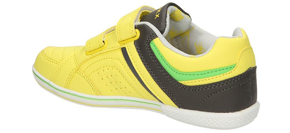 PÓŁBUTY 5XC6199 kolor żółty