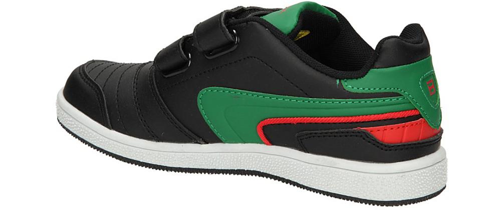 PÓŁBUTY 5XC6200 kolor czarny, czerwony, zielony