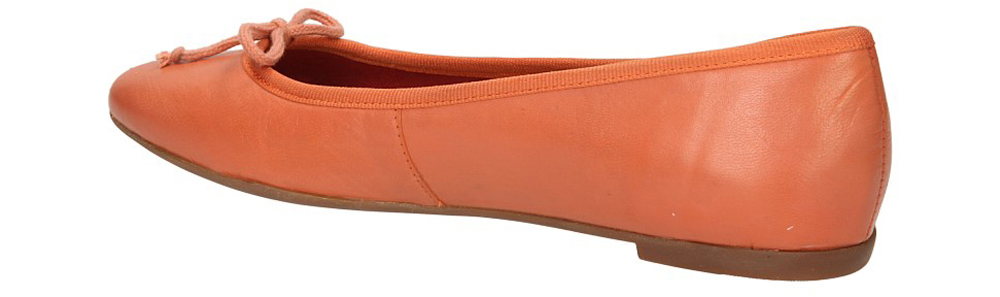 BALERINY MEXX F7AWA003 /K kolor pomarańczowy
