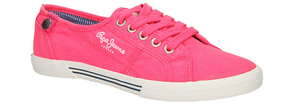 TRAMPKI PEPE JEANS PFS30642 producent Pepe Jeans