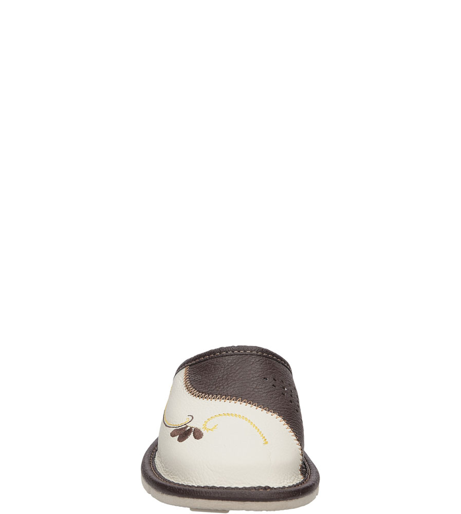 KAPCIE CASU D-22 kolor ciemny brązowy, jasny beżowy