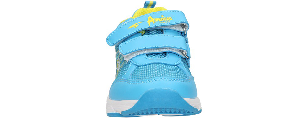 Dziecięce SPORTOWE AMERICAN WB-54346 niebieski;;