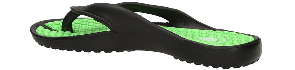 JAPONKI AMERICAN XA10427- kolor czarny, zielony