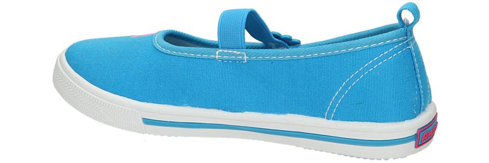 TRAMPKI AMERICAN TEN3/2013 kolor jasny niebieski