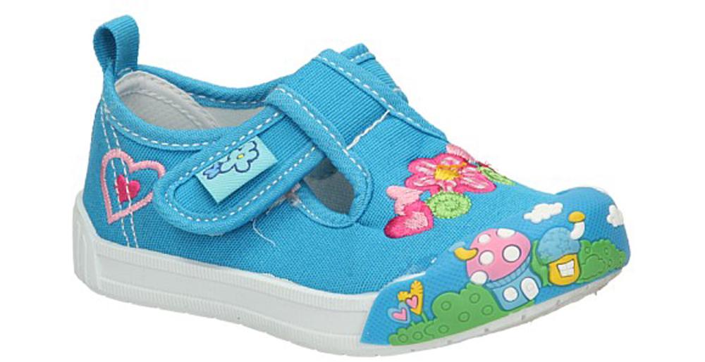 Dziecięce TRAMPKI AMERICAN TEN8/2013 niebieski;;
