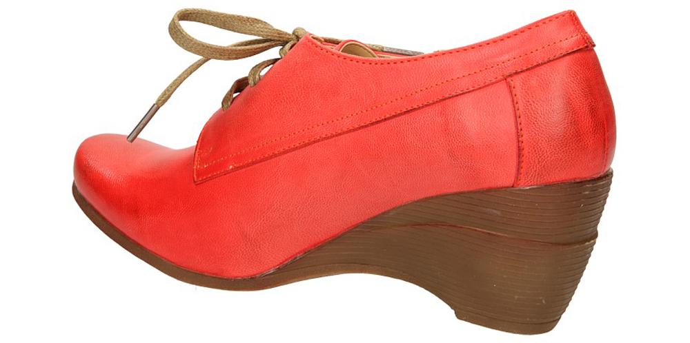 PÓŁBUTY VINCEZA R13-D-P-3 kolor czerwony