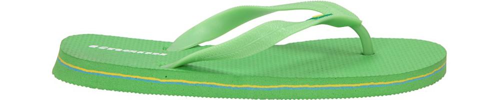 Damskie JAPONKI HASBY K329A zielony;;