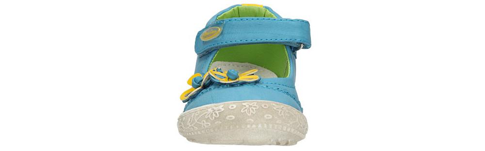 Dziecięce PÓŁBUTY AMERICAN G-C11211F niebieski;żółty;