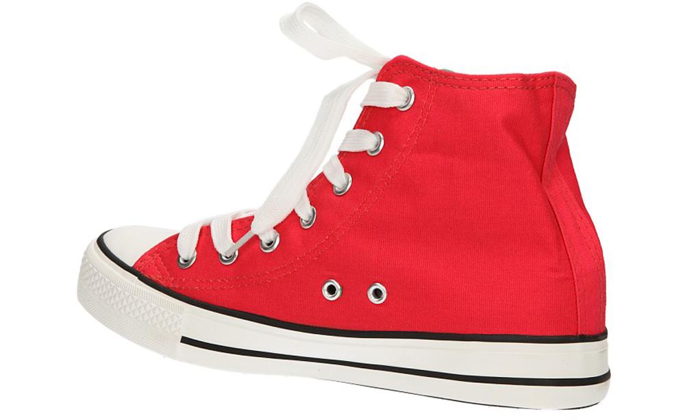 TRAMPKI CASU H81 kolor czerwony