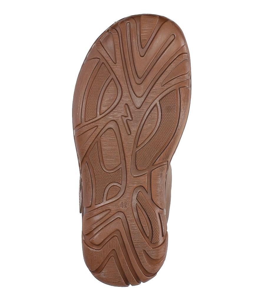 Sandały skórzane Windssor 230 wierzch skóra