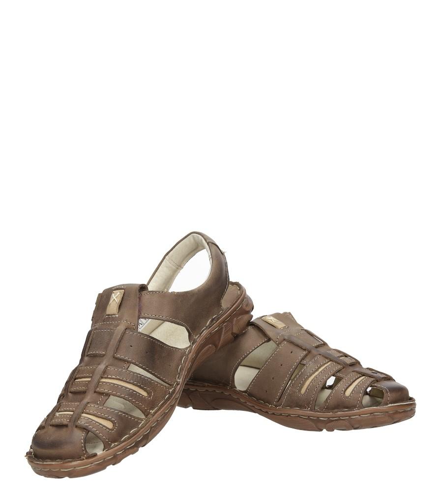 Sandały skórzane Windssor 230 wkladka skóra