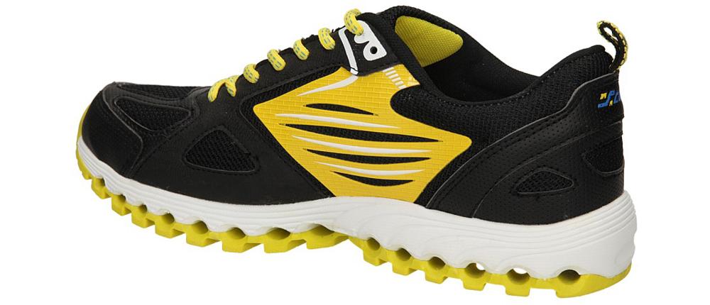 SPORTOWE CASU MXC6306 kolor czarny, żółty