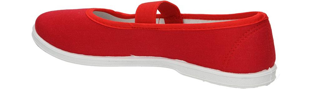 TENISÓWKI AMERICAN CA283-04624 kolor czerwony