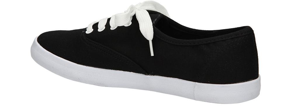 TRAMPKI AMERICAN LH-2013-62-1 kolor biały, czarny