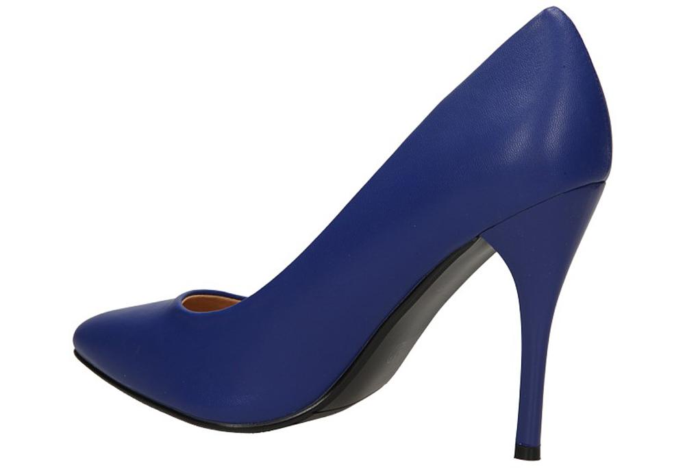 SZPILKI CASU ROME F28 kolor ciemny niebieski