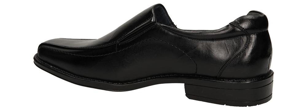 PÓŁBUTY CASU 865-2 kolor czarny