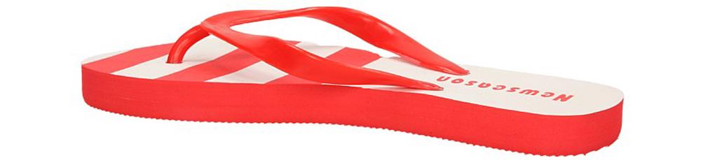 JAPONKI CASU NS510 kolor czerwony