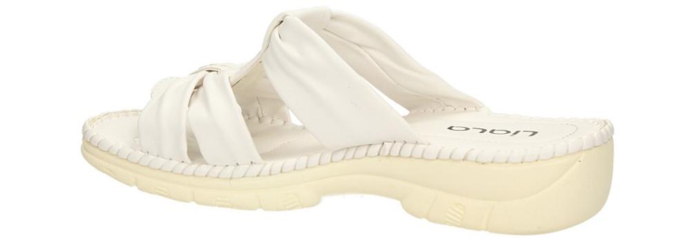 KLAPKI CASU Z7018 kolor biały
