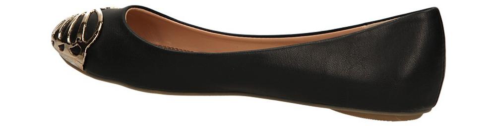 BALERINY CASU 99-10 kolor czarny