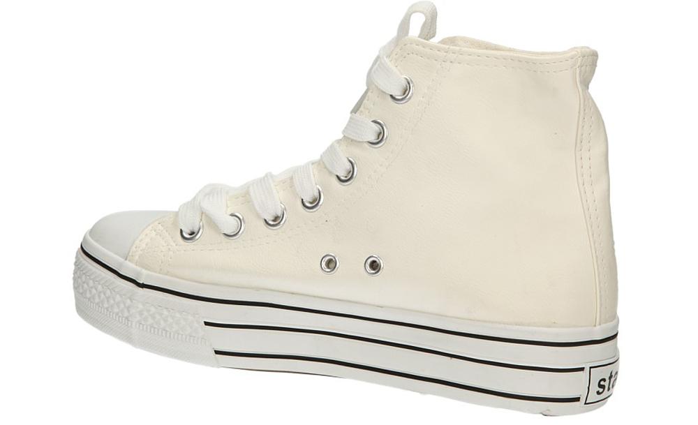 TRAMPKI CASU S-45 kolor biały
