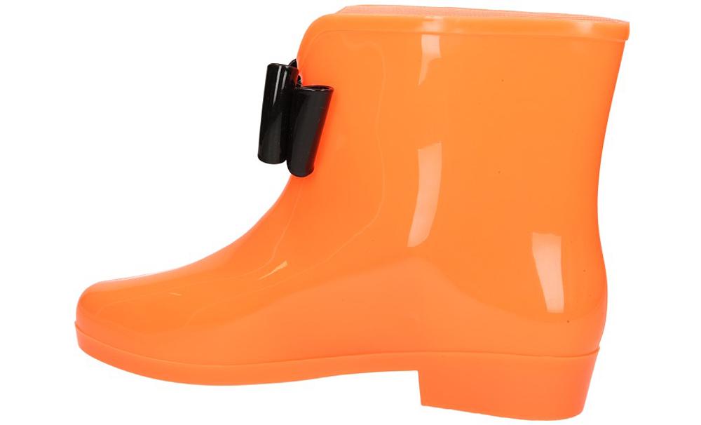 MELISKI CASU H03 kolor czarny, pomarańczowy